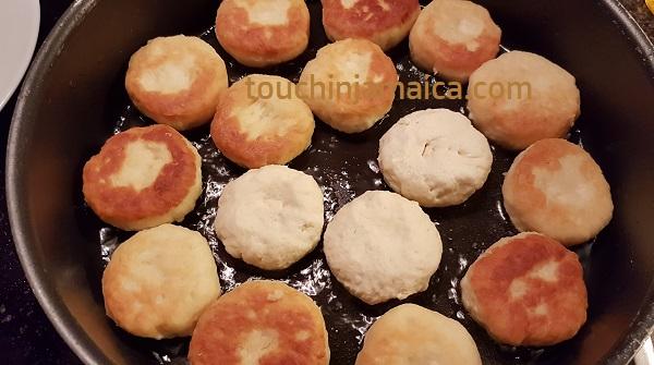Rezept für Jamaican Fried Dumplings