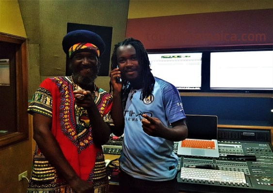 McALion and Bingi Jamaica