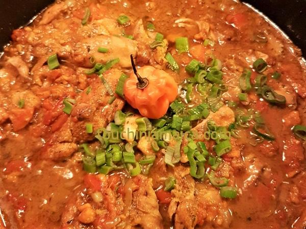 Jamaikanisches Currychicken Rezept