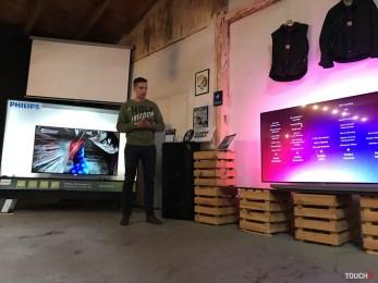 Martin Benko, produktový špecialista TP-Vision pre strednú avýchodnú Európu
