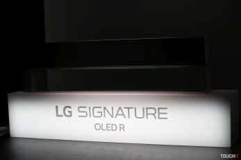LG SIGNATURE OLED TV R9