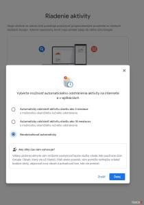 Google, Kontrola ochrany súkromia