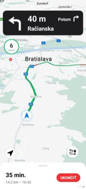 Aplikácia Petal Maps