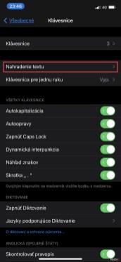 iOS – Text