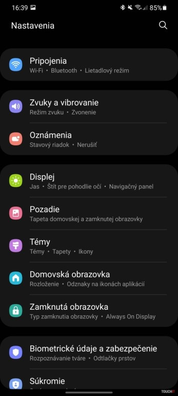 Android tipy