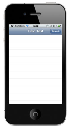 iphone field test iphoneの電波受信レベルを数値で表示する field test モード 11836