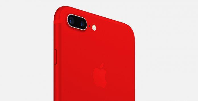 Apple、iPhone 7/7 Plusに新色「レッド」を追加の予定!?