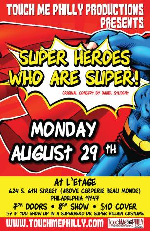 Super Heroes Poster FB sized Aug 16