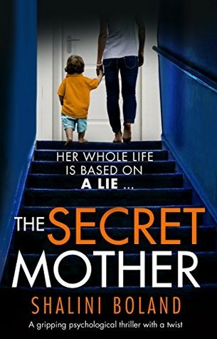*~The Secret Mother by Shalini Boland~5 stars~*