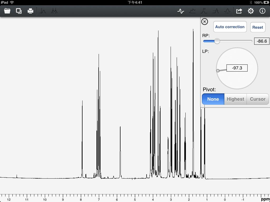 User Guide of Touch NMR