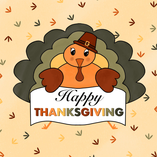 TouchNote Thanksgiving Cards