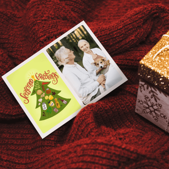 TouchNote Christmas Cards