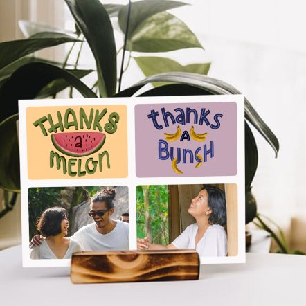 TouchNote Thank You Cards
