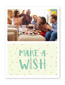 Touchnote personalised photo birthday cards