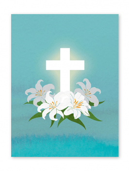 Christian Easter Card
