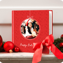 Christmas Photo book