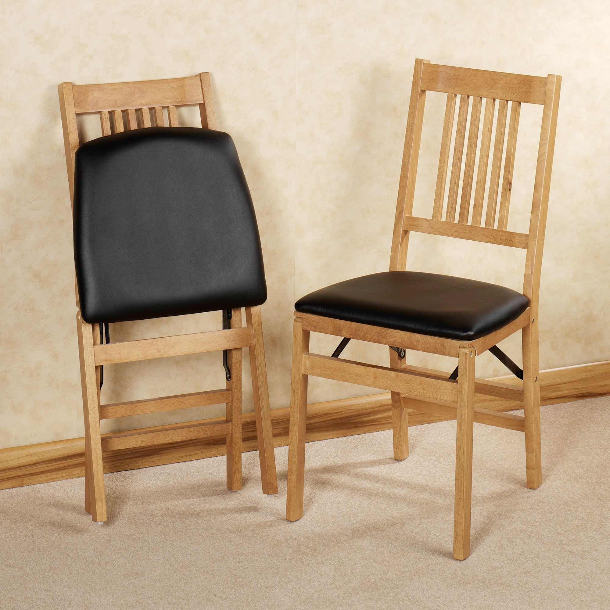 Stakmore Folding Chair Mission Folding Chair Pair