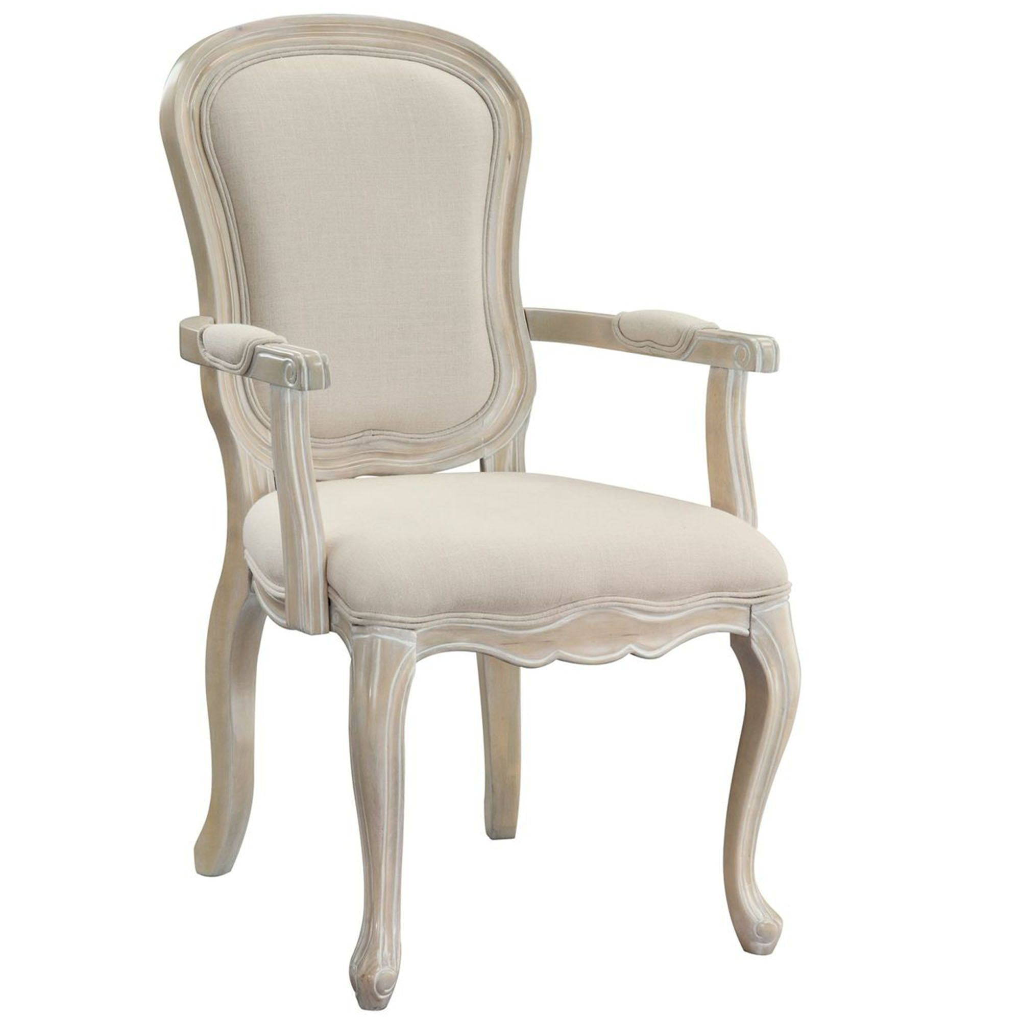 Antique Accent Chairs Evelyn Upholstered Accent Chair