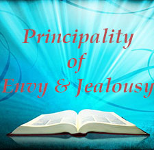 Principality of Envy and Jealousy Teachings