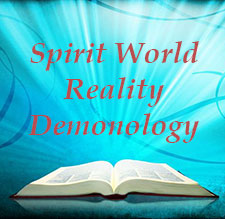 Spirit World Reality Teachings