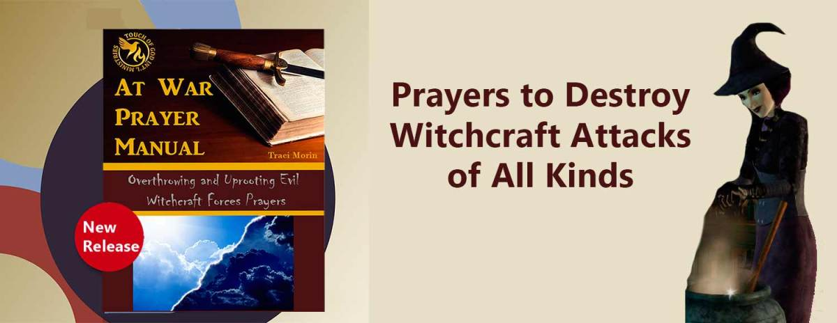 At War Against Witchcraft Attacks