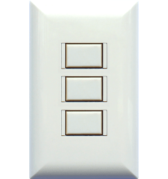 5000 series wall switch [ 1262 x 1258 Pixel ]