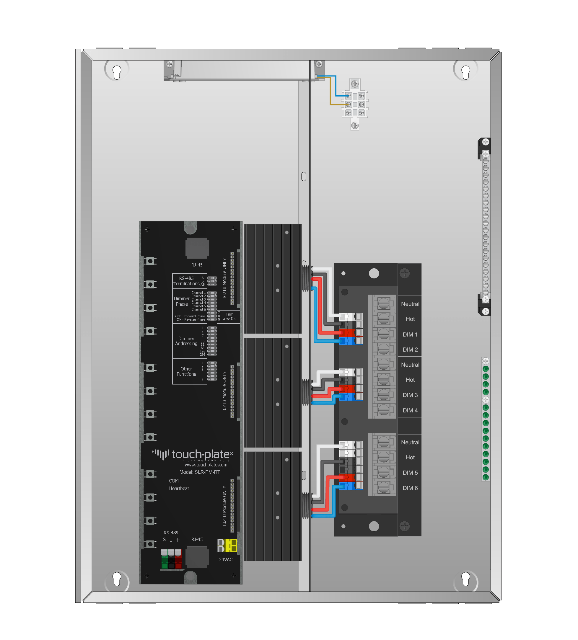 lighting relay panel wiring diagram mitsubishi triton mn radio touch plate 32
