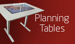 Planning Tables Feature Img | Touch Screen Solutions