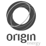 Origin Energy Logo | Touch Screen Solutions