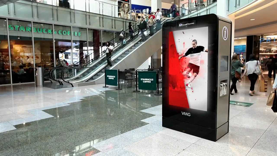 Interactive Advertising in Store | Touch Screen Solutions