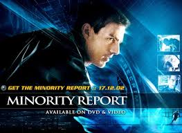 The Movie Minority Report Is No Longer Fiction!