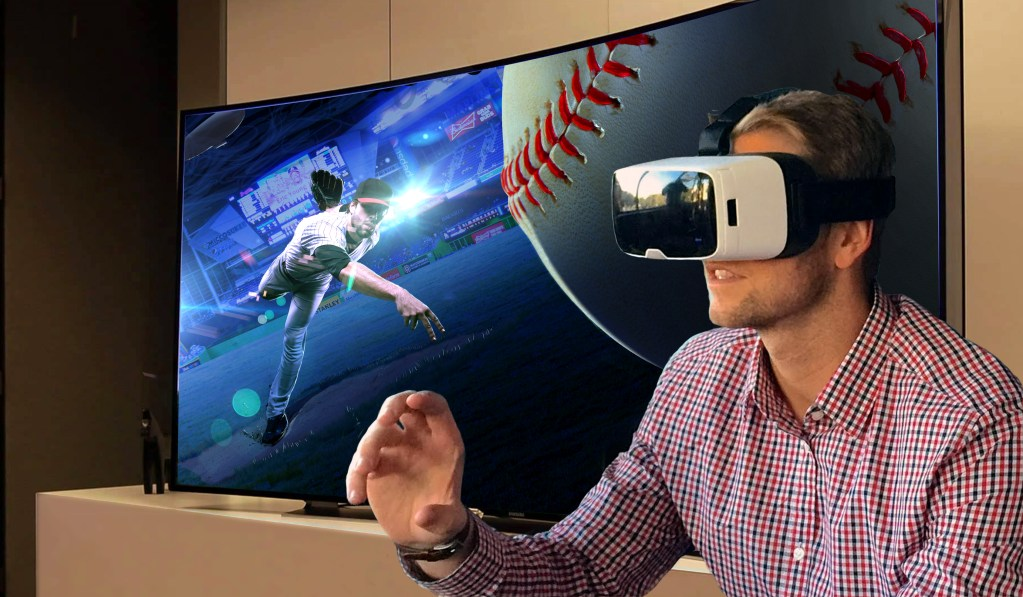 Sports in Virtual Reality
