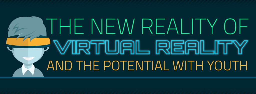 Infographic - The New Reality of Virtual Reality and the Potential with Youth