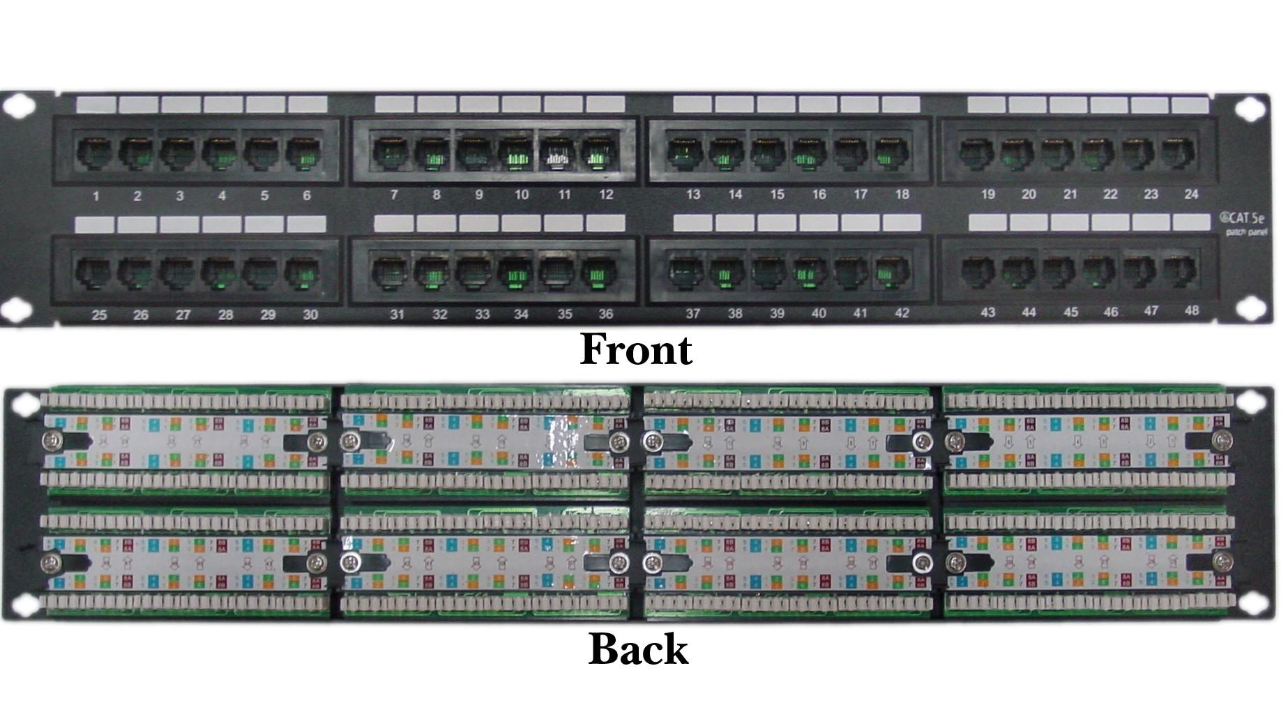cat6 patch panel wiring diagram 06 yamaha raptor 700 touchtechblog
