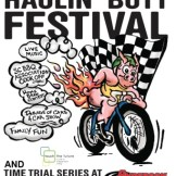 Haulin' Butt Festival Oct 17-18
