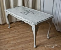 Shabby Chic Coffee Table no. 03 - Touch the Wood