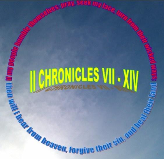 2 Chron 7 v 14