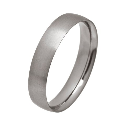 Titanium wedding ring. Hypoallergenic jewellery from TouchTitanium.com