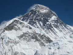 16. Mt. Everest, 29,035