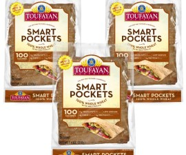 Toufayan Whole Wheat Wraps Nutrition Facts