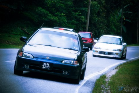 New Year Touge (3)