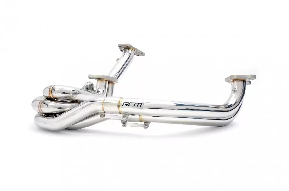 RCM Un-Equal Length Stainless Steel Tubular Exhaust