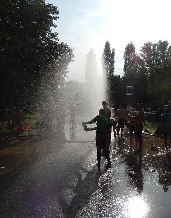 Motorman Run Neuenstadt, nach dem Rennen