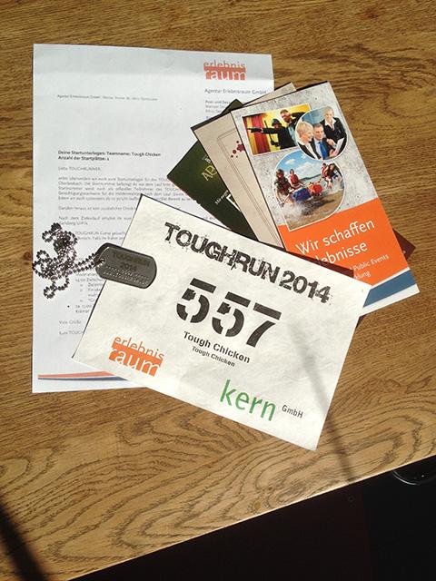 TOUGHRUN 2014, Saarland