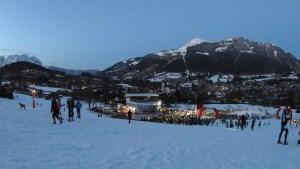 Start, Vertical Up, Kitzbühel