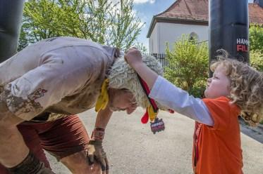 Hammer Run Bayreuth 2015, Medaille