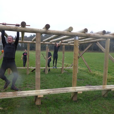 Strong Viking Obstacle Run 2015, Mud Edition, Gunnors Struggle