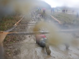Strong Viking Obstacle Run 2015, Mud Edition, Mud Trenches