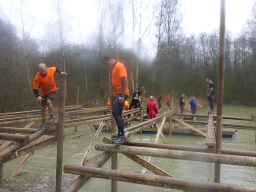 Strong Viking Obstacle Run 2015, Mud Edition, Wodin Walk