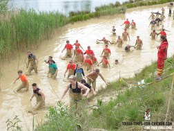 Mud Masters Obstacle Run 2015, Hindernis Mud Walk